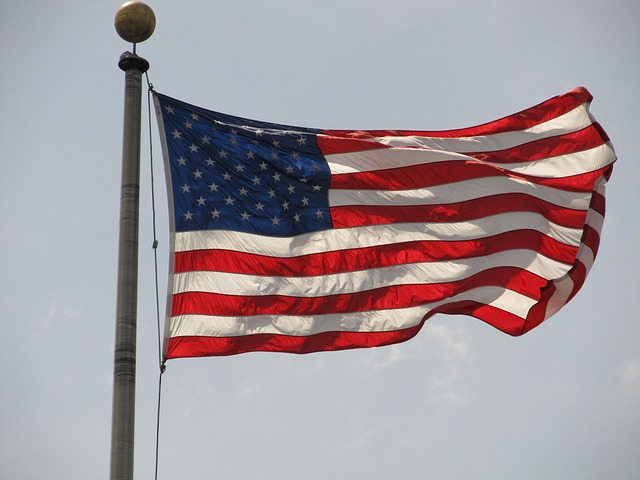 Free Photos: American flag flag flying stars and stripes | skeeze