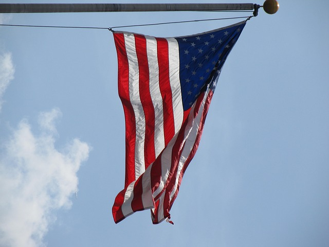 Free american flag flag flying stars and stripes