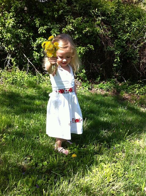 Free girl childhood beautiful sweet happy small beauty