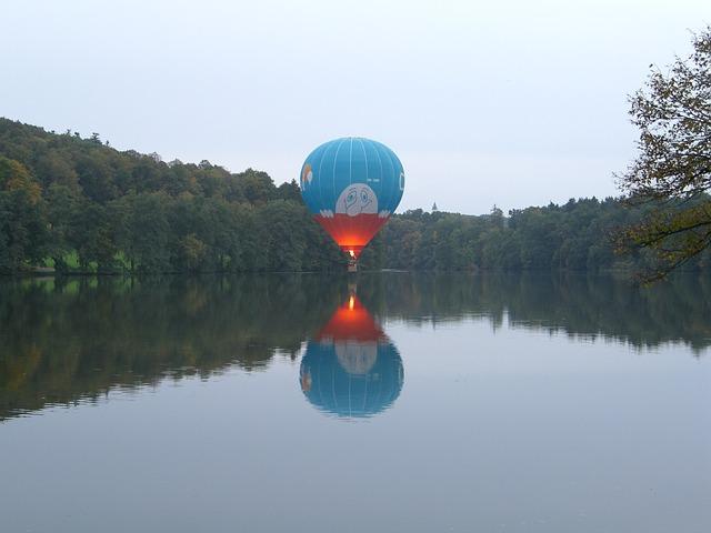 Free balloon hot air balloon hover drive see silent
