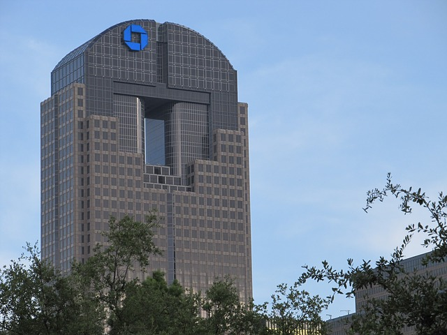 Free dallas skyline downtown office building