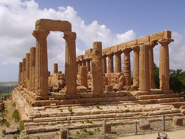 Free sicily temple antiquity