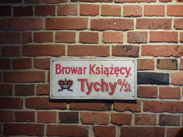 Free tychy logo tablet brewery beer tyskie princely