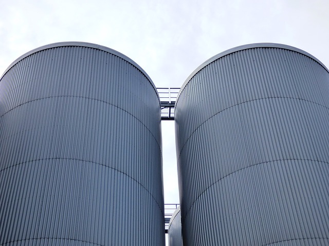 Free brewery tychy vats vat silo the tank tanks