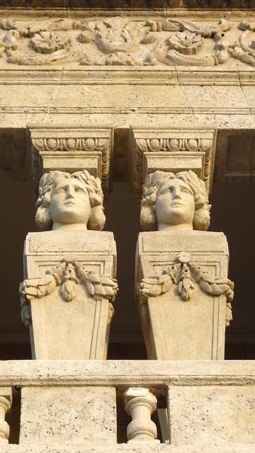 Free architecture statue travel column urban havana