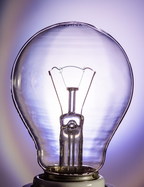 Free light bulb glow lamp immediately tungsten