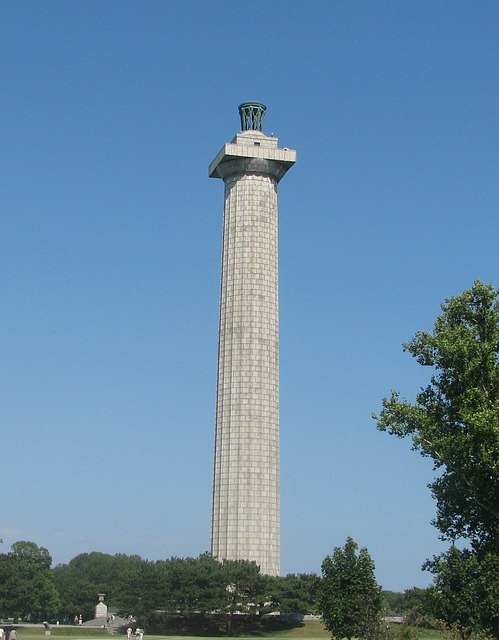 Free perry's monument put-in-bay monument islands ohio