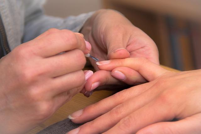 Free fingers nail lacquer nail polish beauty nice