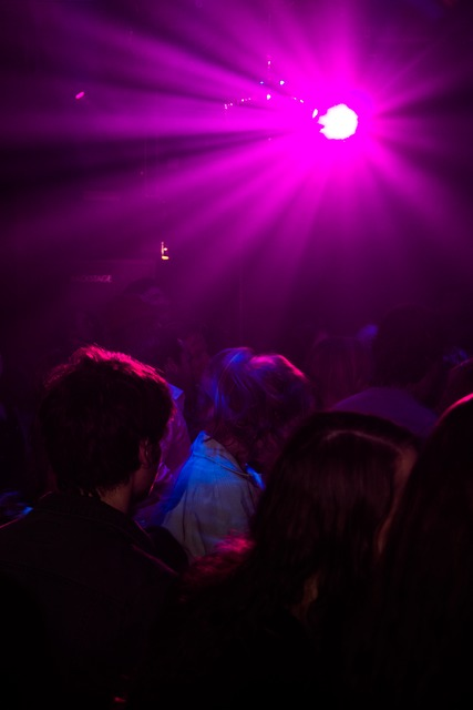 Free party atmosphere lighting dancing going out disco