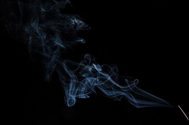 Free non incense smell dark rest