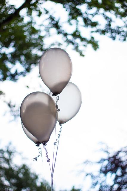 Free balloon balloons party merry