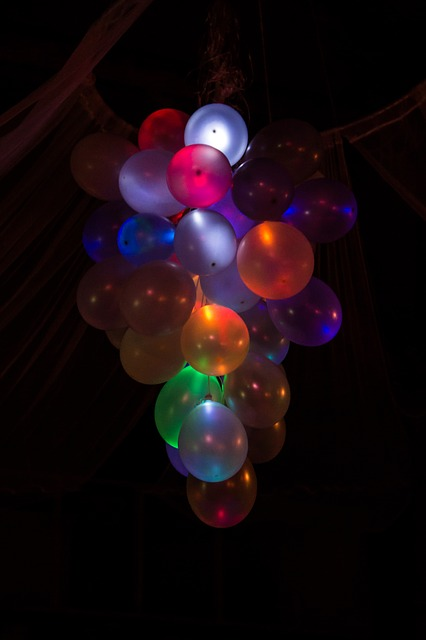 Free balloon balloons party merry colors