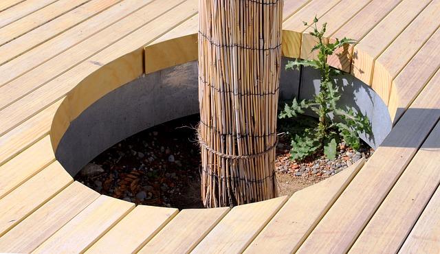 Free tree reed tree island hole rondelle boards area