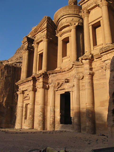 Free petra jordan ruins ancient archeology history
