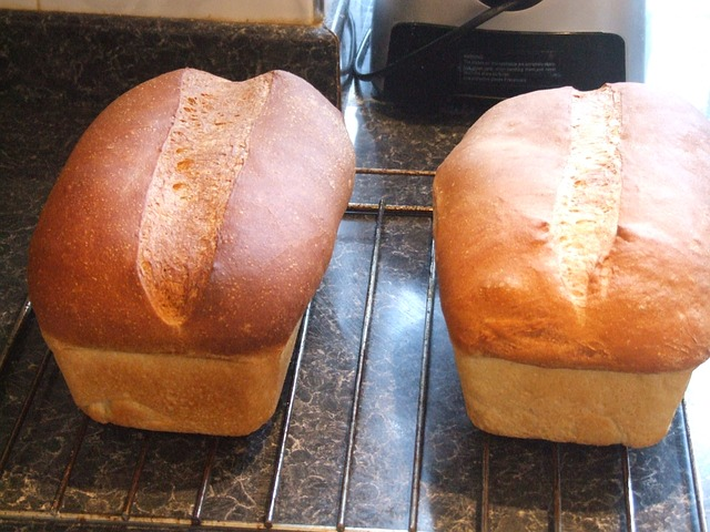 Free white bread loaf food fresh healthy wheat bakery