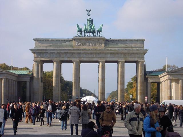 Free brandenburg berlin tourism