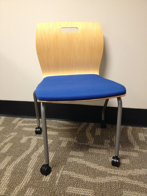Free chair office seat interior sitting