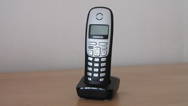 Free phone siemens gigaset cordless charging cradle