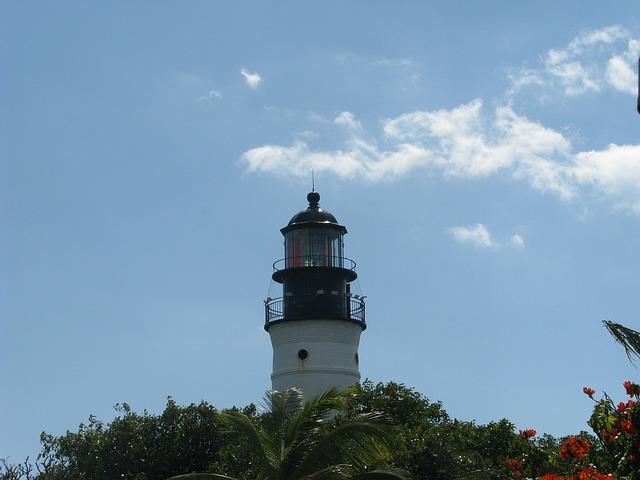 Free key west lighthouse architecture landmark lighthouse