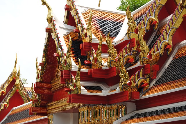 Free temple buddha religion buddhism thailand
