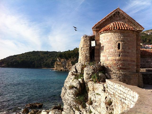 Free montenegro holiday mediterranean travel sea coast