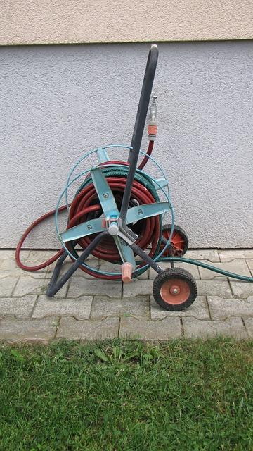 Free garden hose water gardening irrigation casting