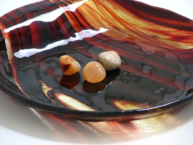 Free shell brown gems still life lichtspiel precious