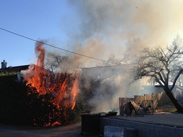Free flames fire hot burn fiery warm blaze burning