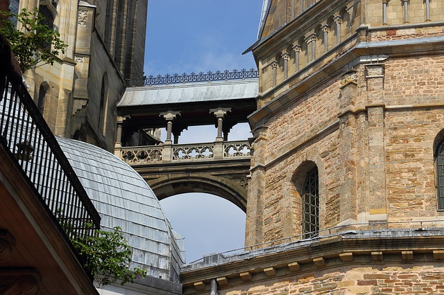 Free aachen dom aachen cathedral church world heritage