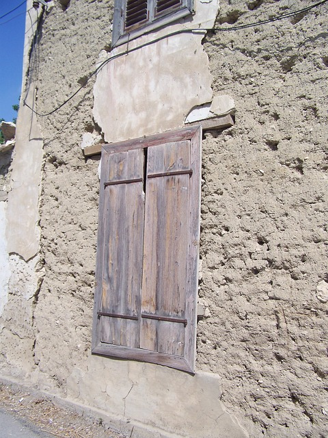 Free facade window architecture historical people