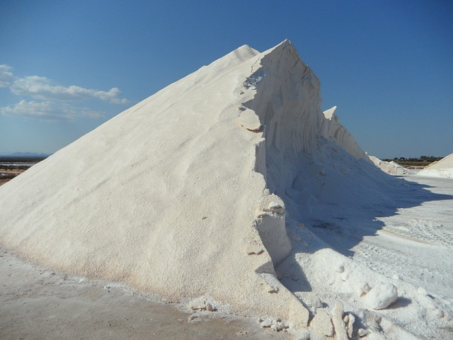 Free salt salzberg white salt pans sea salt industry