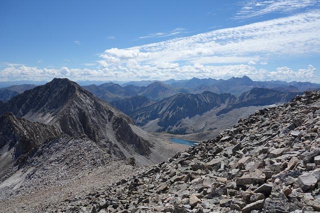 Free mountains colorado fourteener landscape scenery