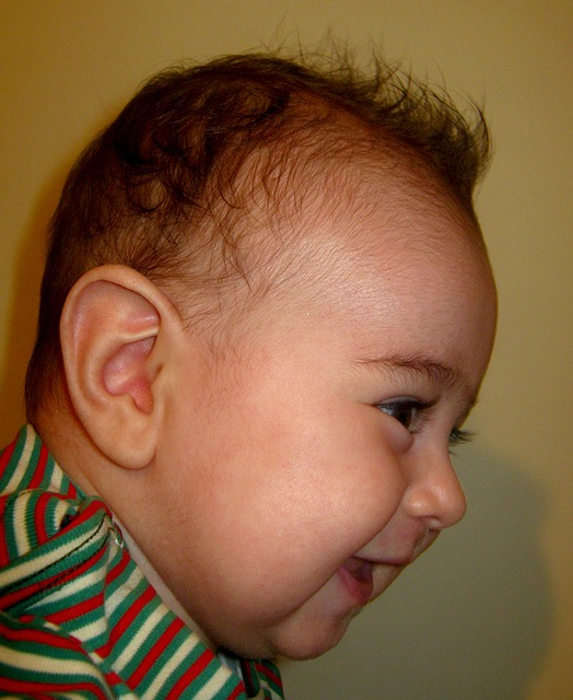 Free baby girl beautiful little child cute profile