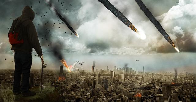 Free apocalyptic war danger apocalypse disaster