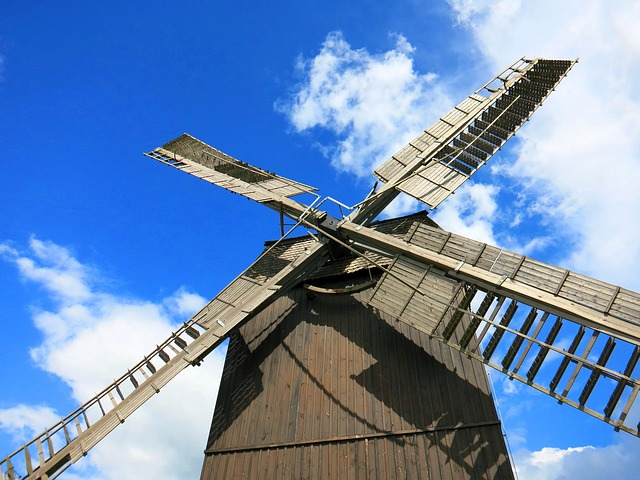 Free mill werder windmill havel