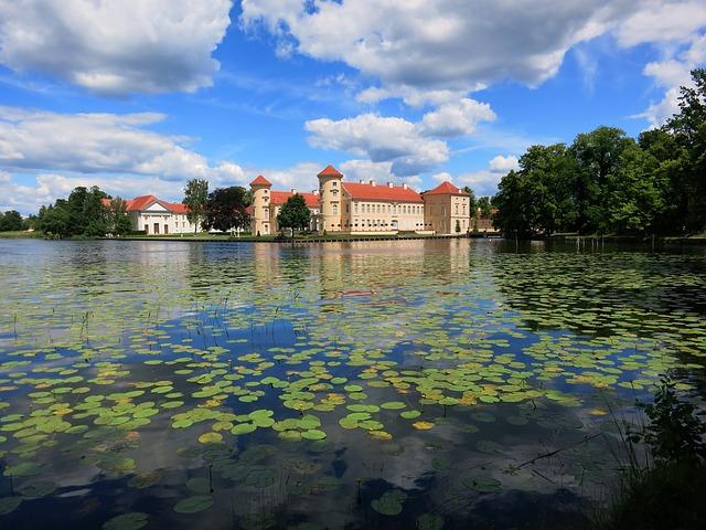 Free Photos: Rheinsberg castle closed rheinsberg tucholsky | gabriele mlink