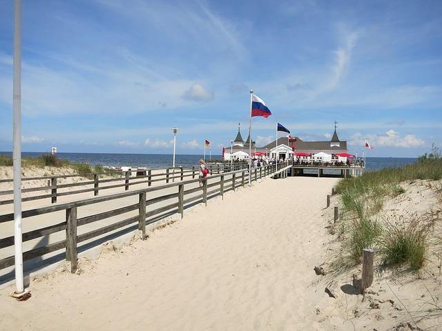 Free ahlbeck usedom beach sea