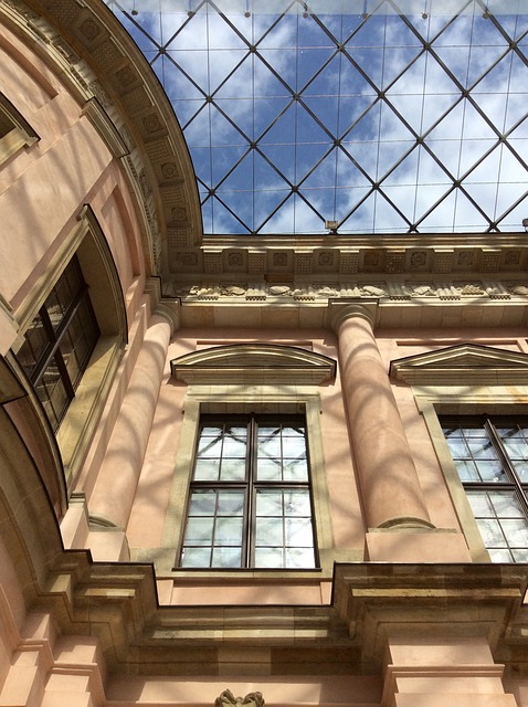Free architecture sky glass home berlin museum capital