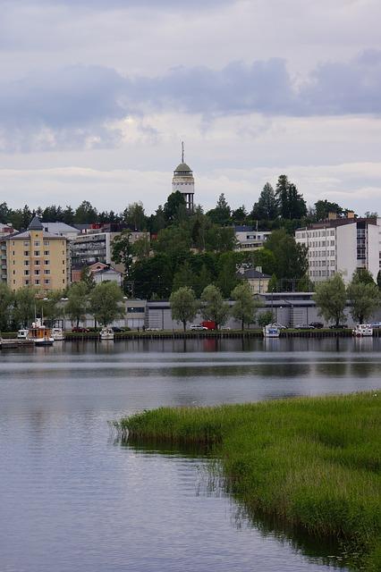 Free finland mikkeli city port beach