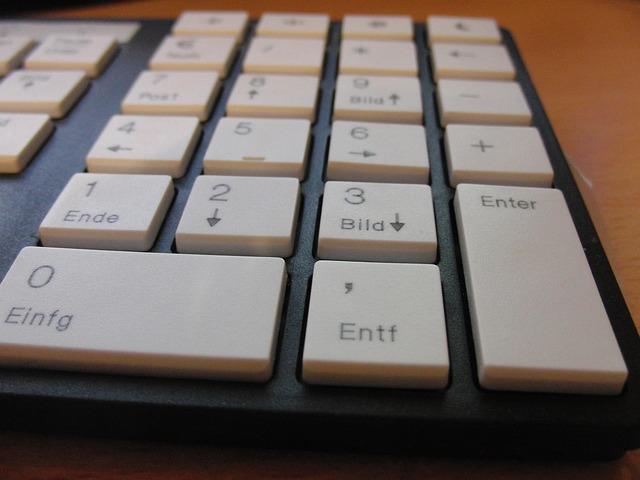 Free keys keyboard computer input computer keyboard