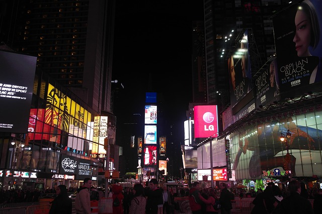 Free Photos: United states new york times square | kassiopela