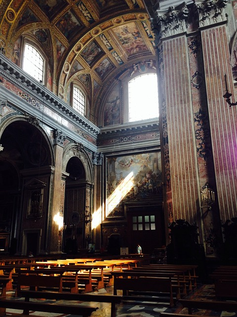 Free church cathedral naples religion