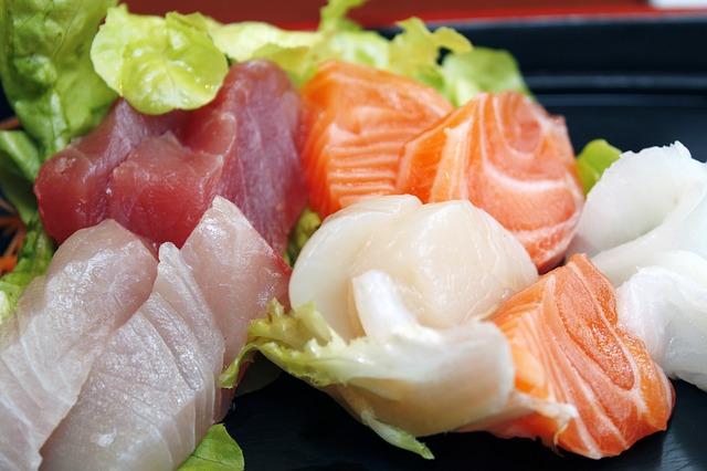 Free sushi japanese delicious asian food yummy