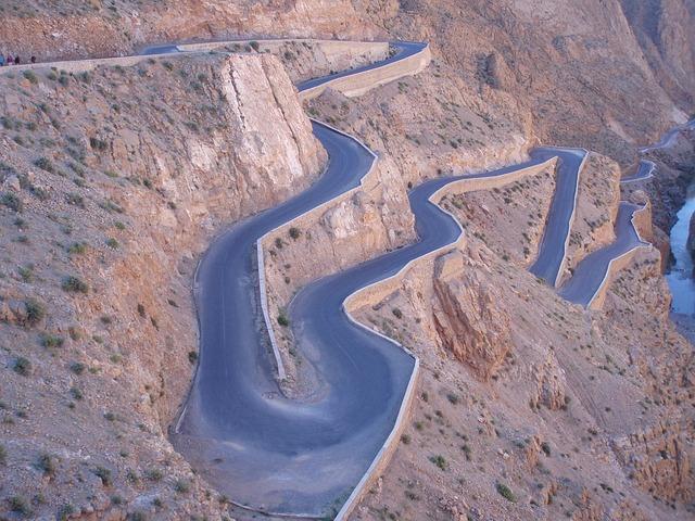 Free morocco road grá marroc
