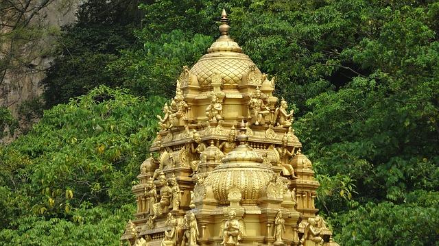 Free dome temple batu caves malaysia