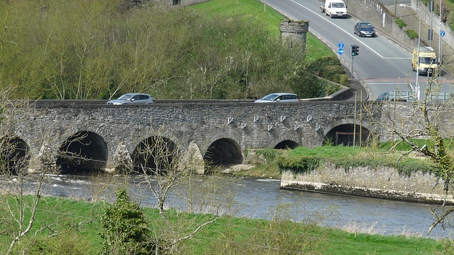 Free ireland bridge water landmark travel landscape