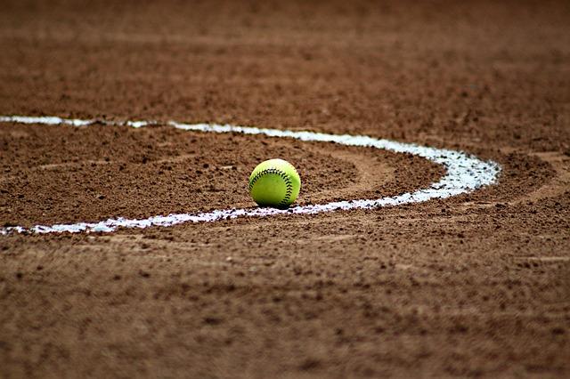 Free               softball baseball ball sport game laces field