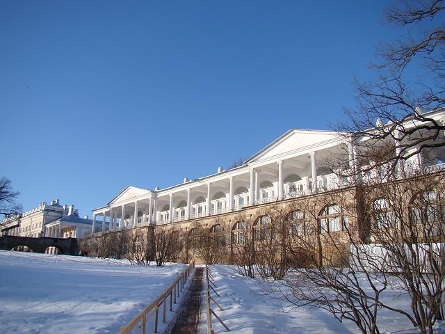 Free the palace ensemble tsarskoe selo russia palace