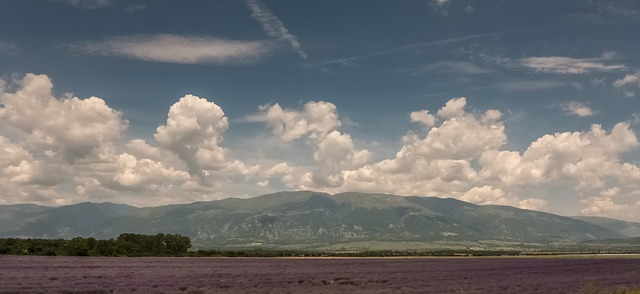 Free field mountains near kalofera