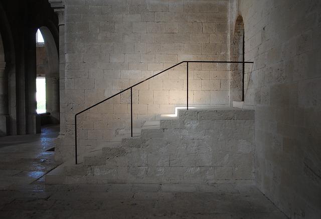Free monastery abbey silvacane france romanesque church